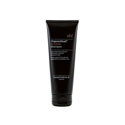 Daniel Galvin Jr Organic Head Brunette Shampoo 200ml