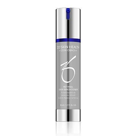 - ZO Skin Health Retinol Skin Brightener 0.25% Retinol 1.7 Fl. Oz./50mL