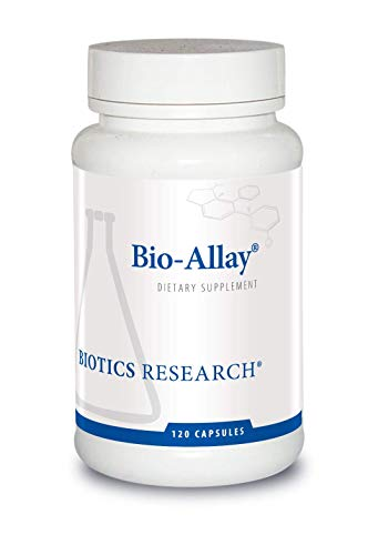 Biotics Research Bio-Allay© - Supports Healthy Inflammatory Responses, Joint Flexion and Comfort, Cartilage & Joint Support, White Willow, Devil's Claw, Boswelia 120 ct ()