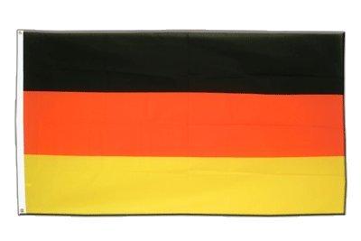 Deutschland Flagge, deutsche Fahne 90 x 150 cm, MaxFlags®