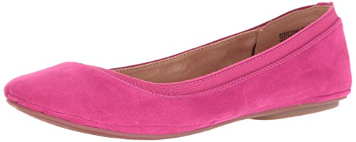 Bandolino Women's Edition Ballet Flat, Hot Pink/Multi, 8 M US