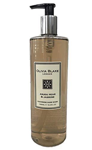 (Olivia Blake Anjou pear and Jasmine Cleansing Hand Wash 16.9 oz )