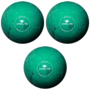 EPCO-Duckpin-Bowling-Ball-StarLine-Pearl-3-Teal-Balls