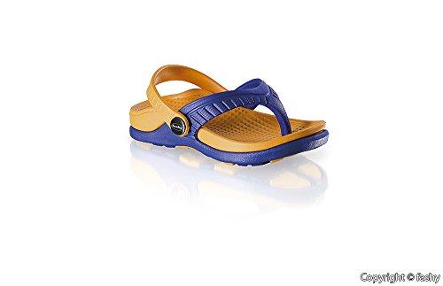 fashy - Sandalias para niña Varios Colores multicolor 26 Azul - multicolor