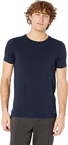 Scotch & Soda Men's Classic Solid Cotton/Jersey Crew Neck Tee Night - And Soda Scotch