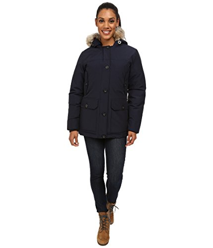 Woolrich Women's Arctic Down Insulated Parka, Old Red, Small