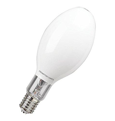 Crompton Lamps Coated, E40, 39000 lm, 400 Watts 39000lm 400Watts MHE400WGESDU4K