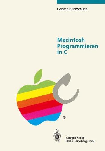 Macintosh Programmieren in C