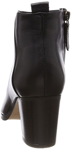 Blk Damen Schlupfstiefel Stellar Zip Tube RepubliQ Royal qZnw5BXB