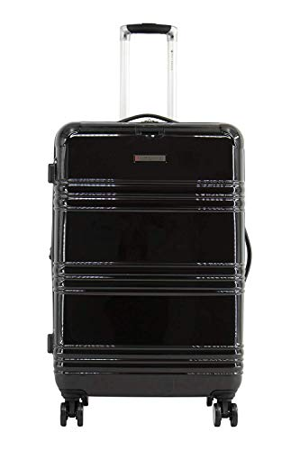 Air Canada 28″ Hardside Spinner Wheeled Suitcase Black