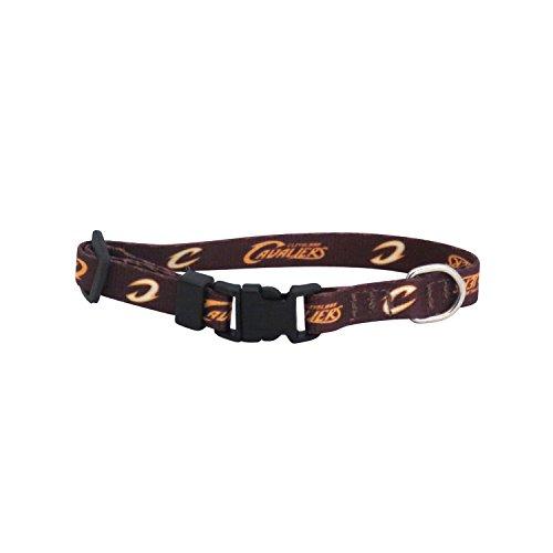 NBA Cleveland Cavaliers Team Pet Collar, XS