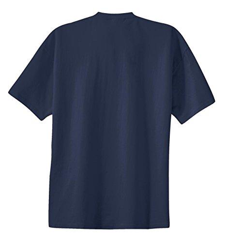 Shirt Treask Company Essential 3navy Men's T 44HIFqpw1