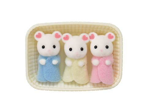 Calico Critters Marshmallow Mouse (Calico Critters Mouse)