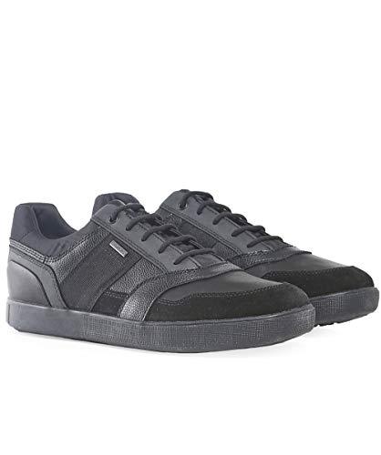 D Black U C9999 Sneaker ABX Taiki Geox Herren Schwarz B wXcn6Wq4