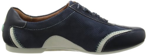 Clarks Goa Beach GTX 203593554 Damen Sneaker Blau (Navy Leather)