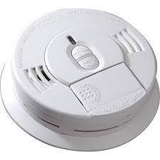 Kidde Bedroom Smoke Alarm, White
