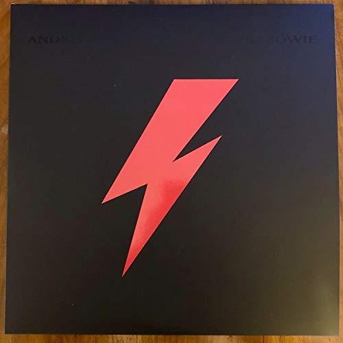 Rare Canta David latest Digipack Bowie