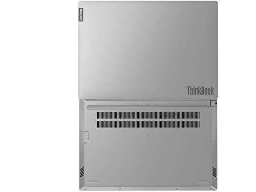 Lenovo ThinkBook 14 Intel Core i3 10th Gen 14-inch Full HD Thin and Light Laptop (4GB RAM/ 1TB HDD/ DOS/ Mineral Gray/ 1.49 kg), 20RV00BLIH