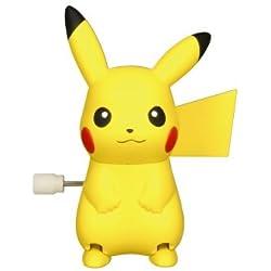 Pokemon Pikachu Toko Toko Wind-Up Figure~Pikachu