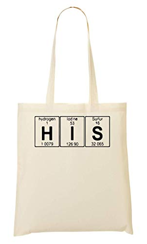 Shopping Bag Ams His Tote Couple Bag Matched Girlfriend nYfHn0q
