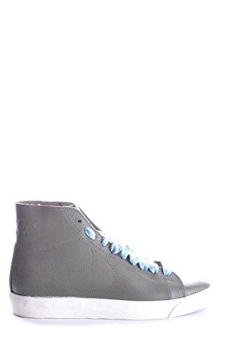 Sneakers Nike Top Donna Pelle Mcbi222013o Hi Verde fwEqPwT