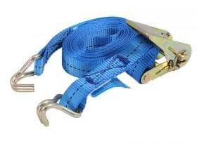 "1""X15FT 25MMX4.5M ADJUSTABLE RATCHET TIE DOWN STRAPS LUGGAGE LASHING CARAVAN"