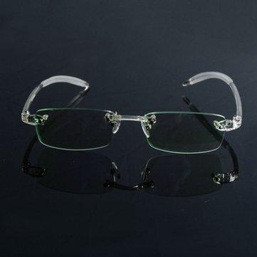 Amazon.com: Gafas transparentes y flexibles, gafas retro ...