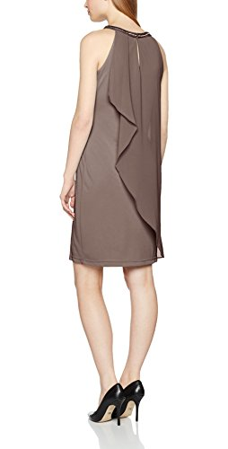 Esprit Marrone Vestito Donna taupe Collection qqP7Uwxp
