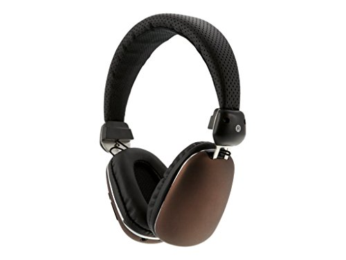 iLive iAHP46BZ Wireless Bluetooth Headphones, Bronze