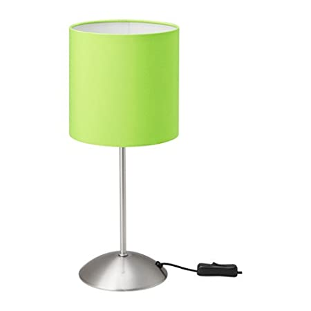 Ikea Tiarp Table Lamp Green Amazon Co Uk Kitchen Home