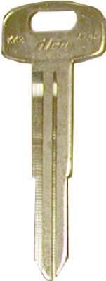 KABA ILCO TV556966 Kia Master Key Blank