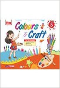 Download COLOURS & CRAFT - 5 - (With Material & CD) pdf epub