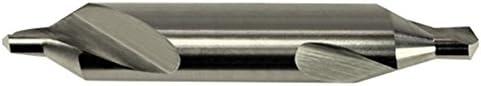 Alfa Tools CDCK50448 ASA# 000 Cobalt M42 Combined Drill and Countersink