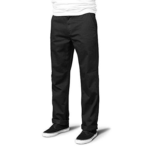 Altamont Mens A/989 Chino 2017 Pants 34 Black