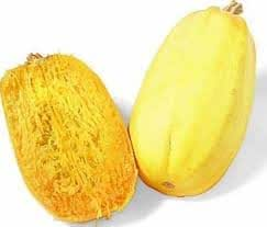 Fresh Whole Spaghetti Squash (3-4lb)