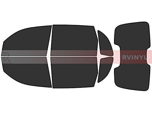 Rtint Window Tint Kit for Chrysler PT Cruiser 2001-2010 (Sedan) - Complete Kit - 20%