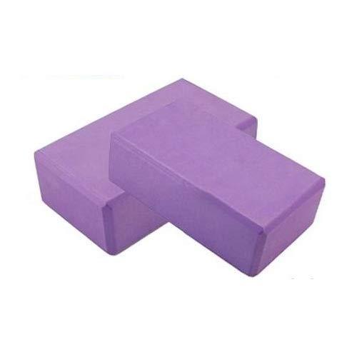 Kabalo LILA Yogabrick // Yogablock Pflaume 2 St/ück 22.5 x 15 x 7.5 cm Schadstoffgepr/üft abwaschbar Material: EVA-Schaum 3 x 6 x 9 recycelbar