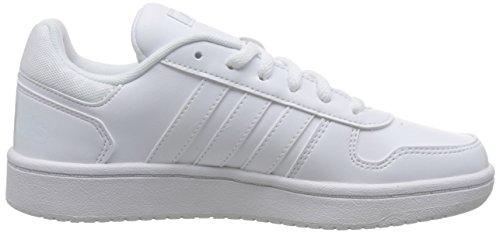 Adidas Kvinder Vs 2,0 Hoops Fitness Sko Hvid (ftwbla / Ftwbla / Griuno 000)