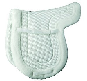 Fleece Heavy Saddle Pads - 9