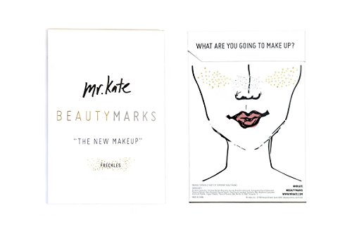 BeautyMarks ''The New Makeup'' - Freckles by Mr. Kate (Image #4)