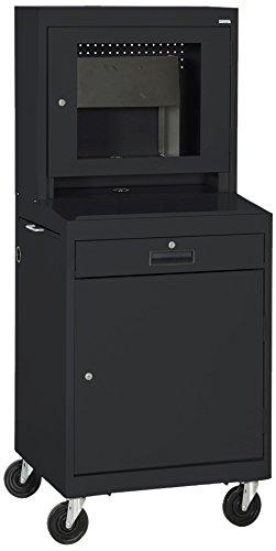 Mobile Computer Cabinet: Amazon.com