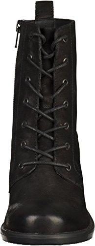 Donna 20077170 Schwarz Lace Spm Bullet Boot Stivali pPfwq78x
