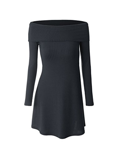 Tight Dresses Blue Fashion Women's Dress Royal Knitting Party Slim Pencil Bodycon Cocktail wC4qSO