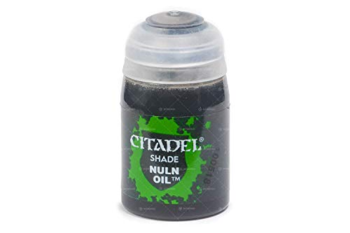 Citadel Paint, Shade: Nuln Oil