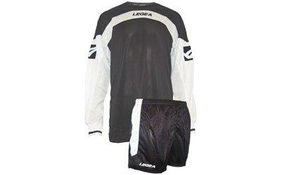 LEGEA Oviedo L/S Trikot-Set (Jersey & Short), Gr.L