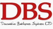 4 Pack DBS Gloss White Chrome Strip Wall Panels Bathroom Ceiling Cladding PVC Shower Wet Wall Panels