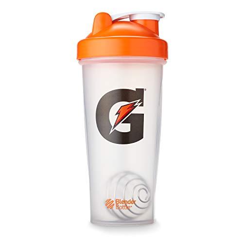 - Gatorade Shaker Bottle