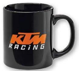 Ktm Racing Coffee Mug Black