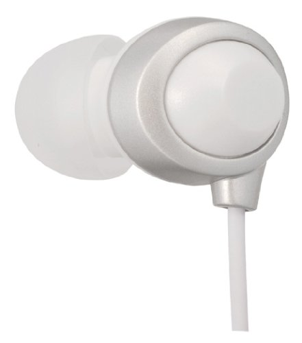 Panasonic RPHJE180W Inner Ear Earbuds Large Driver (White) (Discontinued by Manufacturer)