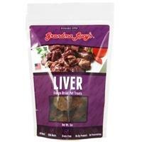 GRANDMA LUCY'S-Freeze Dried Liver Pet Treats 4 oz. SINGLE